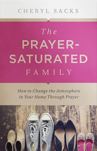 Prayer Saturated Family graphic