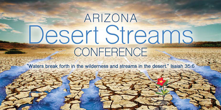 Desert Streams Banner