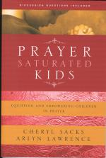 Prayer Saturated Kids Graphics
