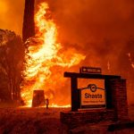 Wildfires Engulf Redding, California, Causing Mass Exodus